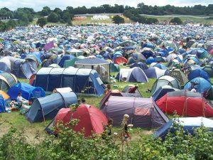 Glastonbury Festival - Anthony Beal
